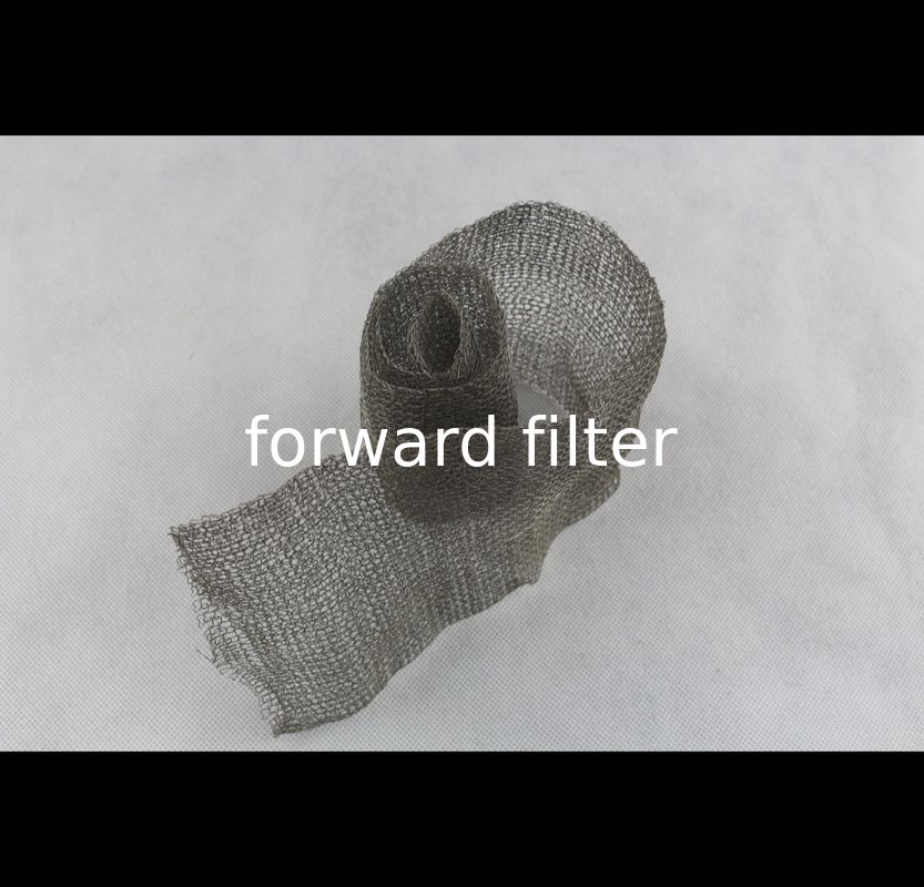 Plain Twilled Stainless Steel Mesh Tube Filter Dutch Weave ISO9001 Approved
